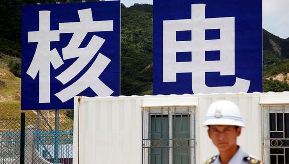 La planta nuclear de Taishan comenzó a construirse en 2009 y entró en operaciones en 2018. (Getty Images).