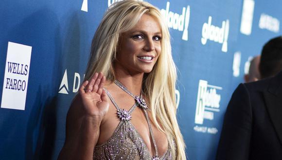 Exesposo de Britney Spears revela con sus 'selfies' que estuvo en las protestas del Capitolio. (Foto: Valerie Macon / AFP)