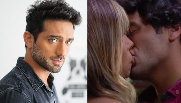 Pablo Heredia se refirió a las escenas de besos en su carrera actoral. (Foto: Instagram/Captura América TV)