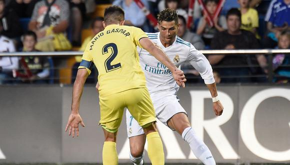 Real Madrid visita al Villarreal HOY (1:40 pm. EN DIRECTO y ONLINE por ESPN 2) en el Estadio de la Cerámica por la última fecha de la Liga española. (Foto: EFE)