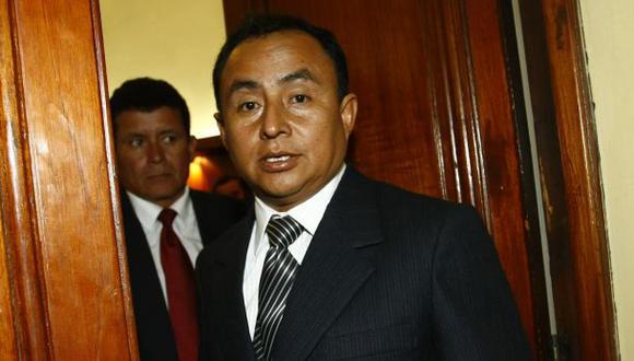 Gregorio Santos a juicio por secuestro de Petronila Vargas