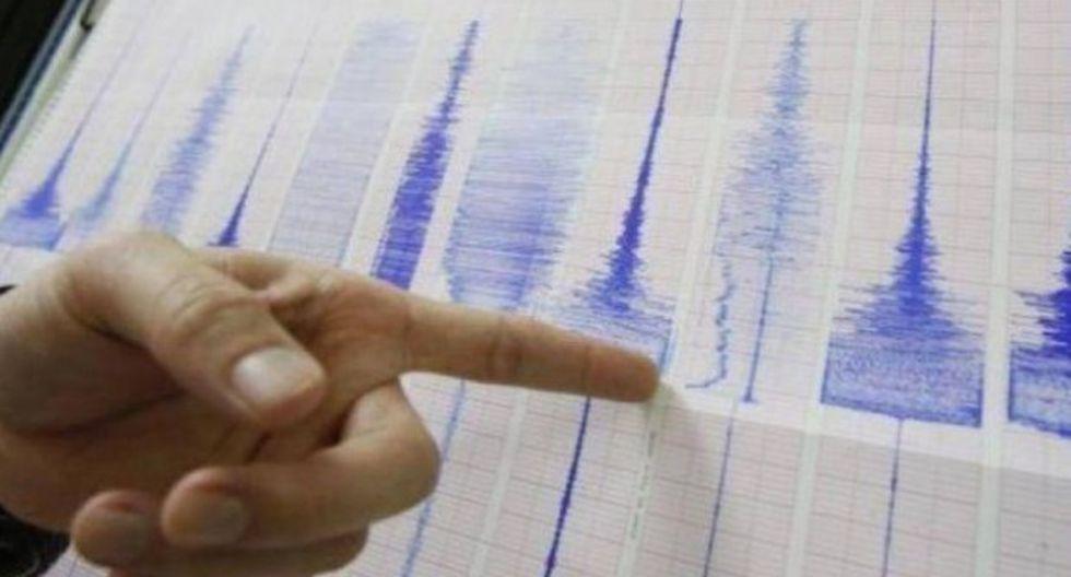El temblor causó alarma entre las personas que viven en las zonas altas de Lima.