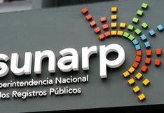 Sunarp permitirá que duplicado de Tarjeta de Identificación Vehicular se solicite en cualquier oficina registral