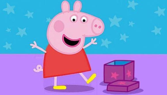 Peppa Pig. (Foto: Difusión)