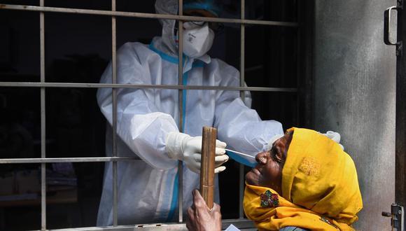 Coronavirus en India | Últimas noticias | Último minuto: reporte de infectados y muertos hoy, jueves 29 de octubre del 2020 | Covid-19 | (Foto: Sajjad HUSSAIN / AFP).