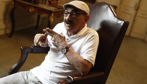 Fernández Chacón fue diputado entre 1980 y 1985. Desde entonces no ha ocupado un cargo público. (Foto: César Campos   El Comercio)