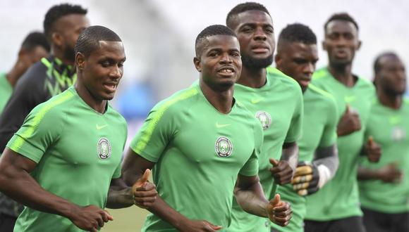 Nigeria (Foto: AFP)