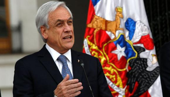 El presidente de Chile, Sebastián Piñera, felicitó a Pedro Castillo por su proclamación como presidente electo del Perú. (Getty Images).