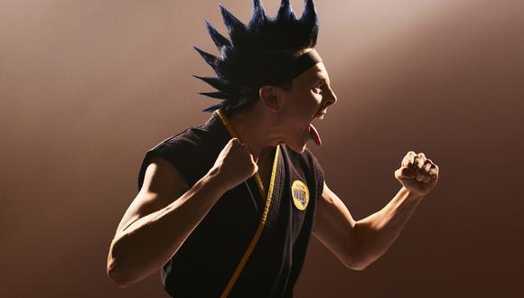 El personaje de Hawk es interpretado por el actor Jacob Bertrand (Foto: Netflix)
