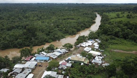 """El Sinaproc recordó que en Panamá está vigente hasta el próximo 10 de agosto un aviso de prevención """"por lluvias, con actividad eléctrica y ráfagas de viento sobre el país"""". (Foto referencial: Mauricio VALENZUELA / AFP)."""