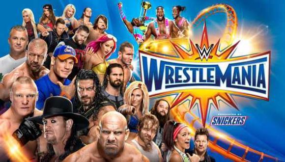 WrestleMania 33: día, hora y canal del evento de la WWE