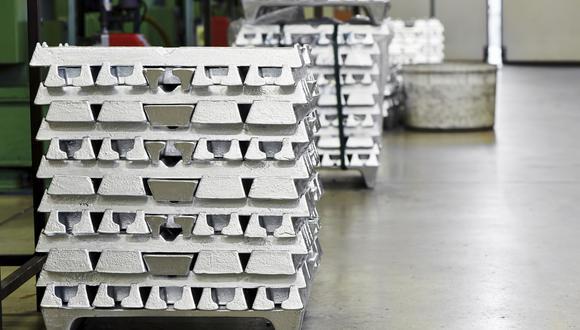 El próximo año komgo ampliará su plataforma hacia los metales. (Foto: AFP)