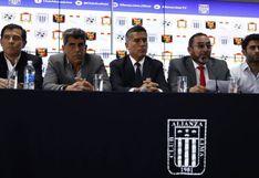La respuesta a Universitario: Alianza Lima, Sporting Cristal y San Martín fueron contundentes sobre postura de los cremas de apoyar nuevos estatutos