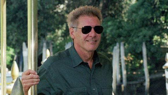 Harrison Ford reconoció que iba distraído cuando voló avión