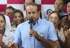 Bolivia: Camacho evita hablar de la victoria de Arce hasta la cuenta final de votos