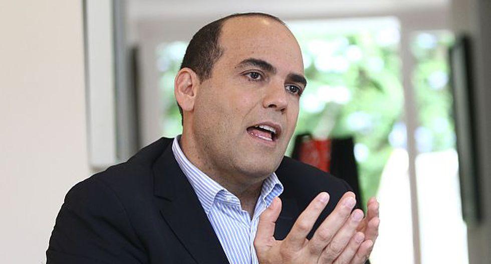Fernando Zavala rechaza calificativos del gobierno de Venezuela