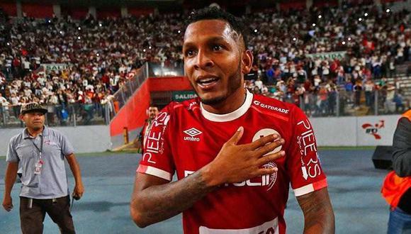 Alberto Quintero se quedará en Universitario de Deportes (Foto: GEC).