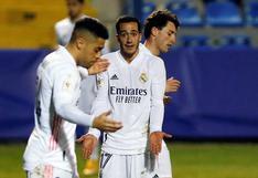 Decepción y euforia: Real Madrid y su eliminación a manos del Alcoyano en imágenes | FOTOS