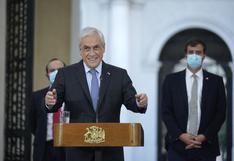 La aprobación del presidente de Chile cae al 14% en el peor momento de la pandemia de coronavirus