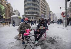 EN VIVO | Tras la histórica tormenta de nieve, España se alista para una inédita ola de frío extremo | FOTOS