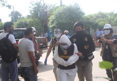Madre de Dios: detienen a funcionarios y policías implicados en la tala ilegal de madera