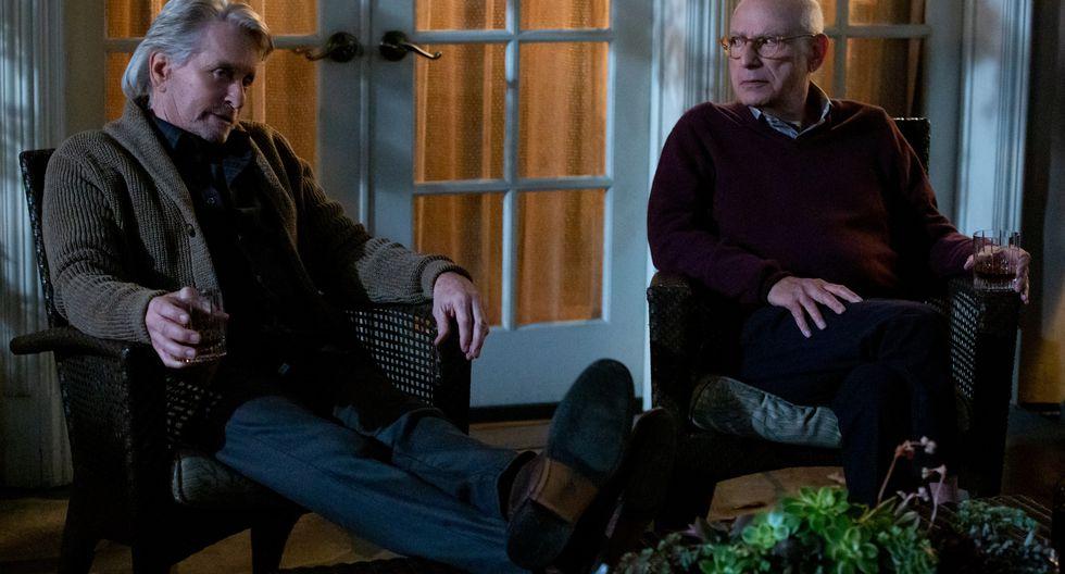 """El método Kominsky"", temporada 2 -25 de octubre. Foto: Netflix."