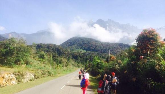 Terremoto deja más de 130 atrapados en montaña de Malasia