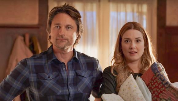"""Netflix anunció en diciembre la renovación de """"Virgin River"""" para una tercera temporada de 10 capítulos (Foto: Netflix)"""