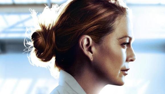 """En la temporada 17 de """"Grey's Anatomy"""", Meredith pasó una vez más de médico a paciente (Foto: ABC)"""