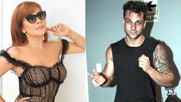Nicola Porcella ganó en primera instancia demanda a Magaly Medina por difamación. (Foto: Instagram).