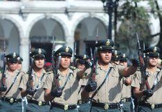 Hay 47 policías contagiados de coronavirus en Arequipa, informó la PNP