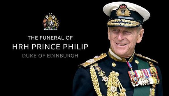 El funeral de Felipe se llevará a cabo este sábado.