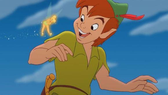 """""""Peter Pan"""" es uno de los ´titulos que los niños menores de 7 años no podrán ver en Disney Plus. (Foto: Disney)"""