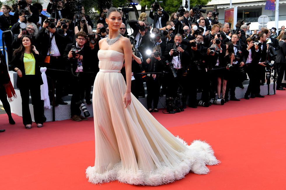 Camila Morrone empezó su carrera en el modelaje a los 19 años, en el 2016, logrando aparecer en la portada de Vogue Turquía ese mismo año. Sin embargo, ser modelo nunca fue su verdadera 'meta', según una entrevista que dio este mes a la revista estadounidense W. (Foto: AFP)