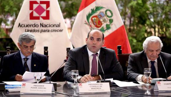 """""""Los peruanos esperan hechos concretos contra la corrupción"""""""