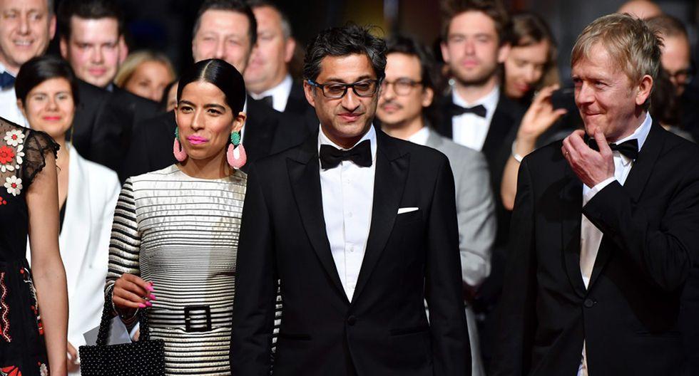 """Presentación del documental """"Diego Maradona"""" en Cannes 2019. (Foto: Agencias)"""