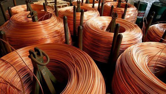 En el 2020 se produjeron casi 2,2 millones de toneladas de cobre. (Foto: Archivo)
