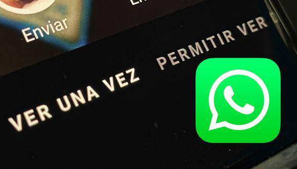 ¿Quieres saber cómo activar las fotos efímeras de WhatsApp? (Foto: MAG)