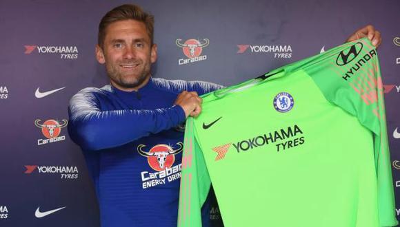"""Robert Green es conocido por cometer un """"blooper"""" en el Mundial 2010. (Foto: Chelsea FC)"""