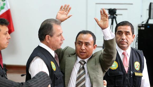 Gregorio Santos fue gobernador regional de Cajamarca en dos oportunidades. (Foto: GEC)
