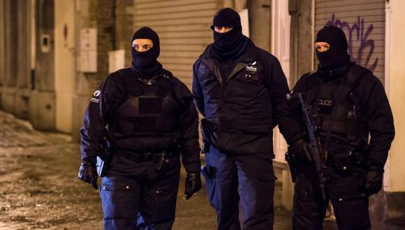 Terrorismo: más de 20 detenidos en Bélgica, Francia y Alemania