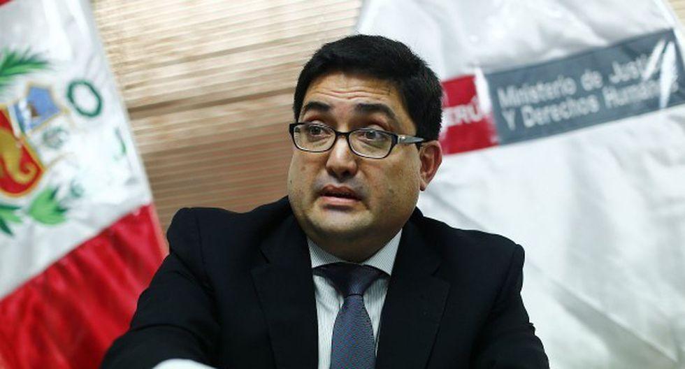 Procurador ad hoc Jorge Ramírez emitirá un informe sobre el pronunciamiento de la Fiscalía. (Foto: GEC)