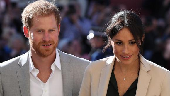 Enrique de Sussex y Meghan de Sussex han visto crecer su patrimonio desde que abandonaron la familia real británica. (Foto: AFP)