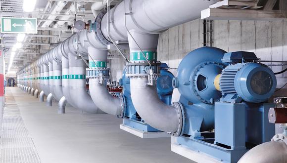 Según ABB, un 45% de la electricidad consumida en el planeta se usa para accionar motores industriales o en edificios.