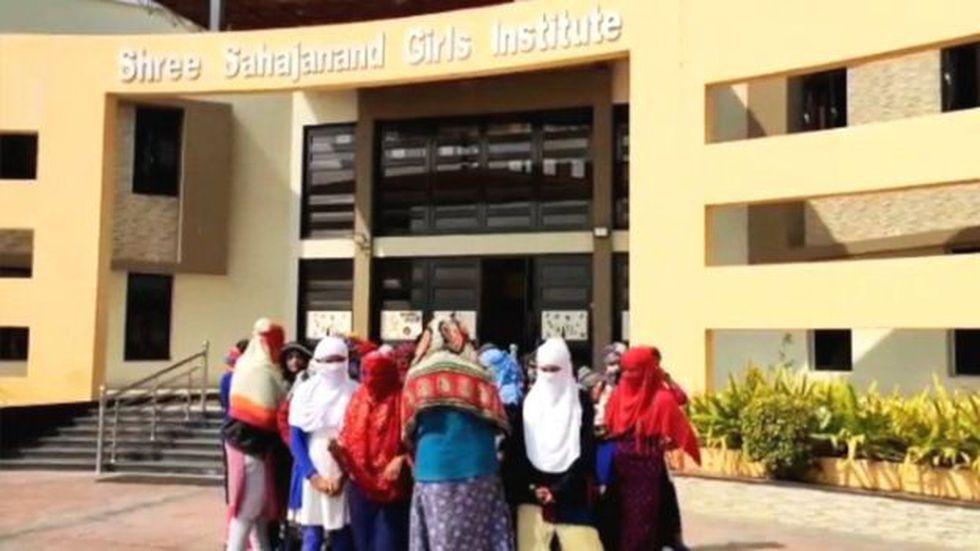 """Las jóvenes calificaron la experiencia de """"tortura mental"""". Foto: BBC Mundo"""