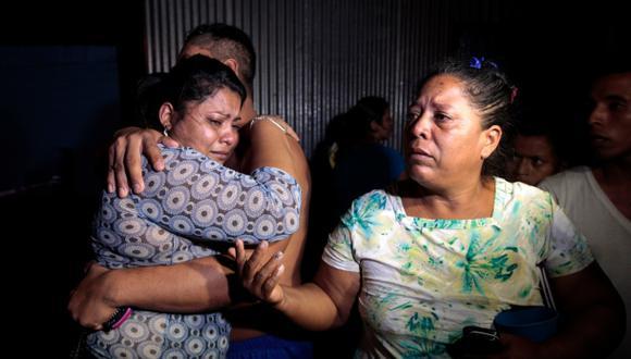 Terremoto en Nicaragua: una persona murió y 33 quedaron heridas