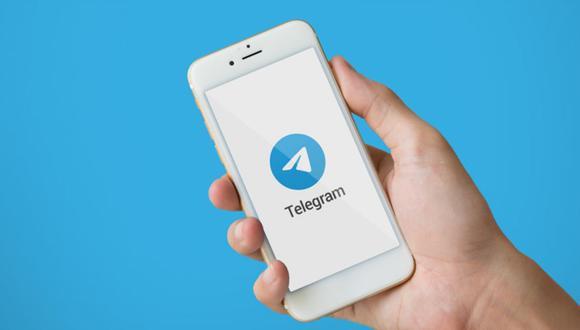 Captura de pantalla de Telegram. (Foto: Telegram)