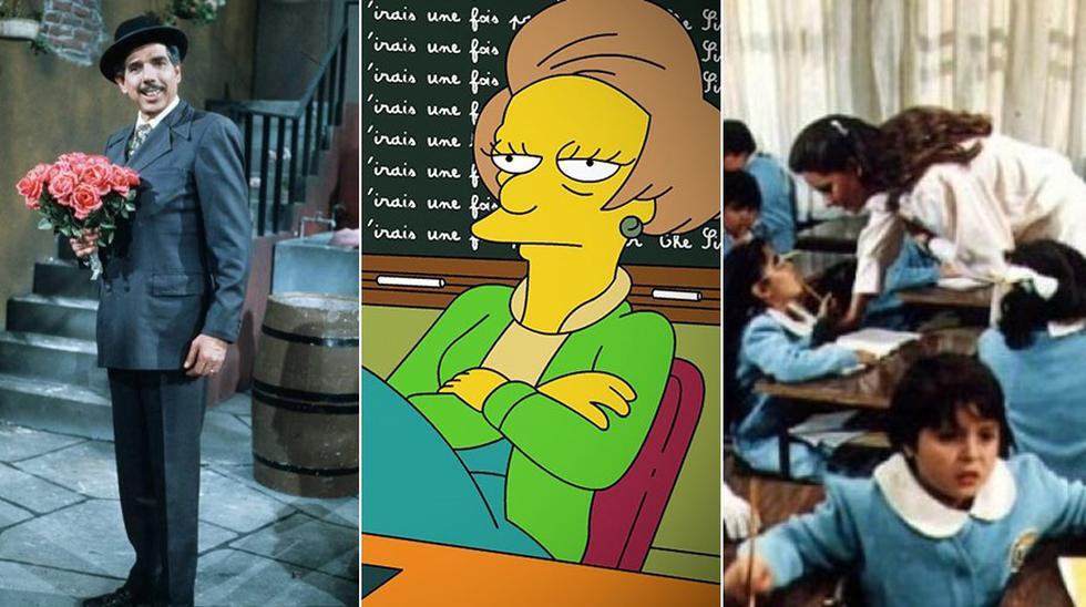 Profesores de la TV. (Foto: Agencias)