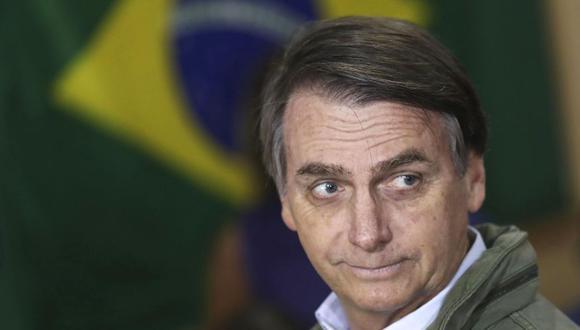 Unión Europea espera que Jair Bolsonaro consolide la democracia en Brasil. (EFE)