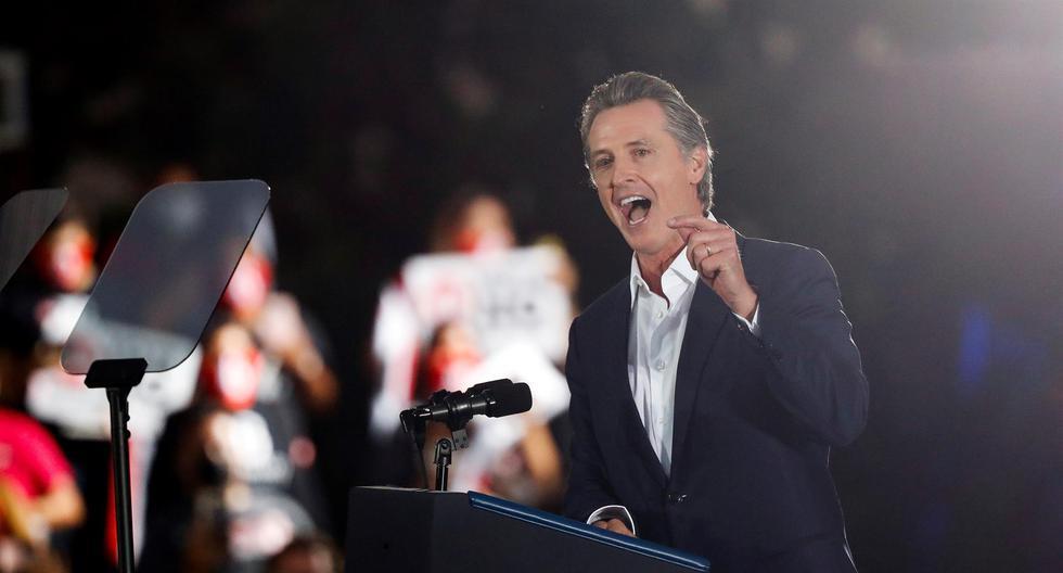 California votes strongly against removing Democratic Gov. Gavin Newsom